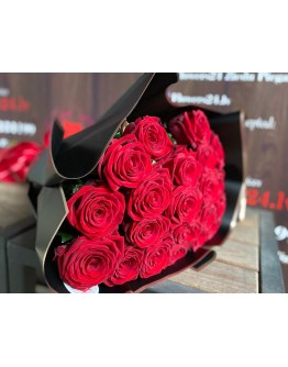 Special for Valentine 19 roses